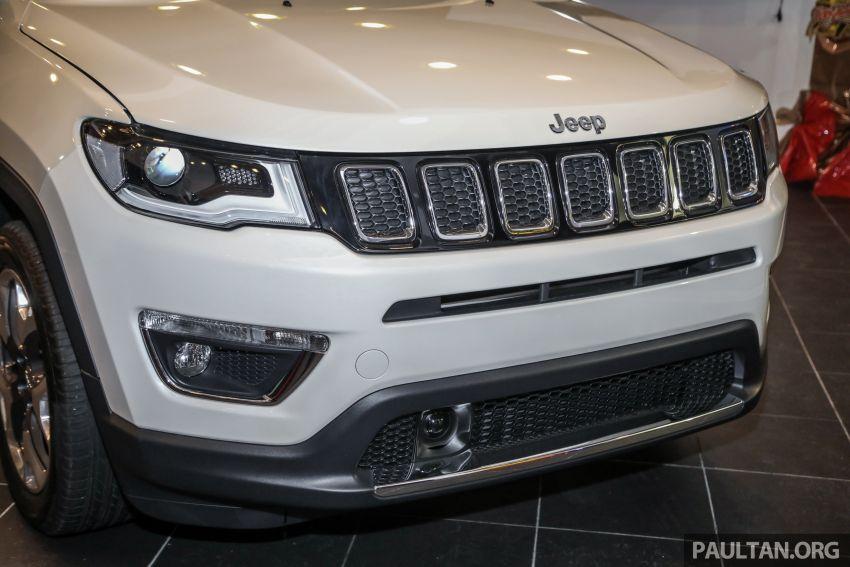 Jeep kembali dengan Wrangler dan Compass 2020 Image #1073155