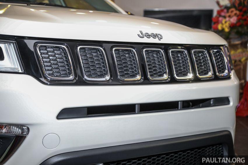 Jeep kembali dengan Wrangler dan Compass 2020 Image #1073160