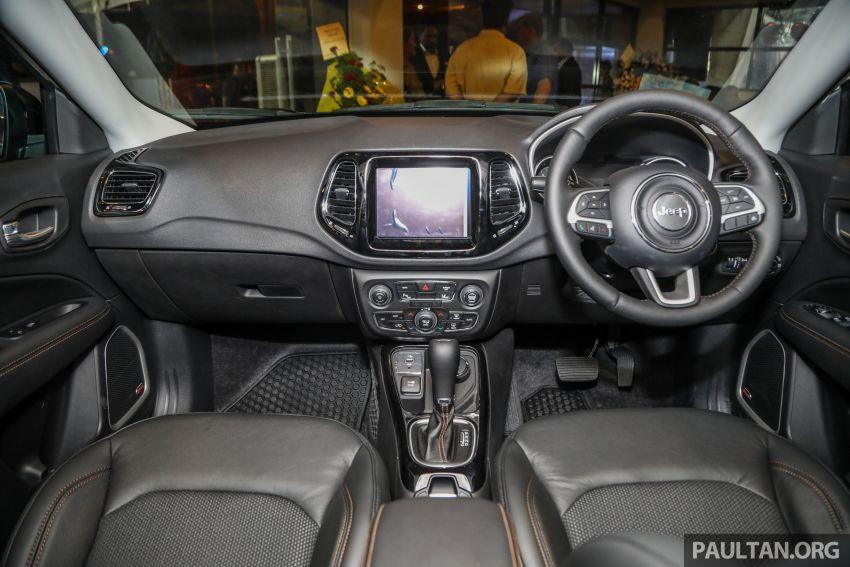 Jeep kembali dengan Wrangler dan Compass 2020 Image #1073178