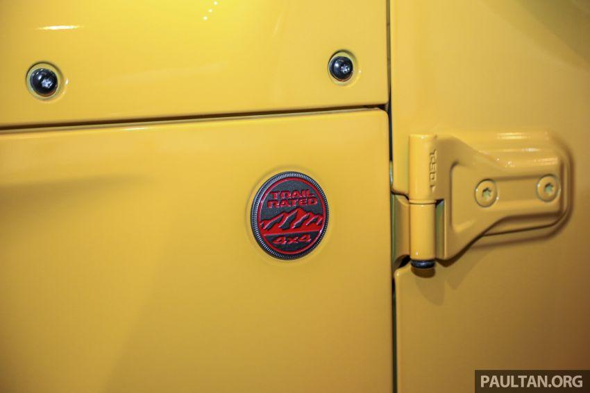 Jeep kembali dengan Wrangler dan Compass 2020 Image #1073252