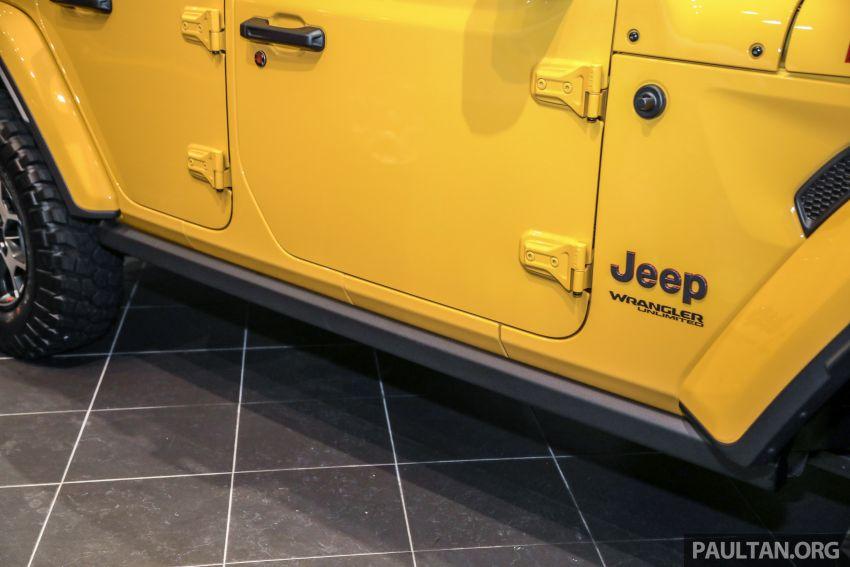 Jeep kembali dengan Wrangler dan Compass 2020 Image #1073255