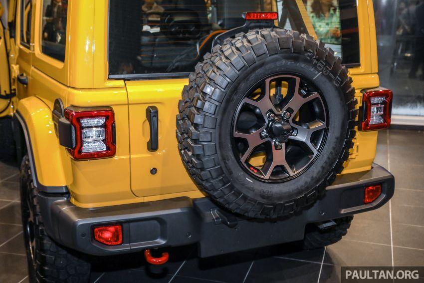 Jeep kembali dengan Wrangler dan Compass 2020 Image #1073260