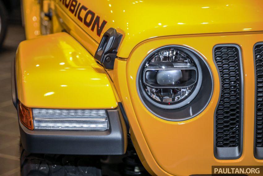 Jeep kembali dengan Wrangler dan Compass 2020 Image #1073227