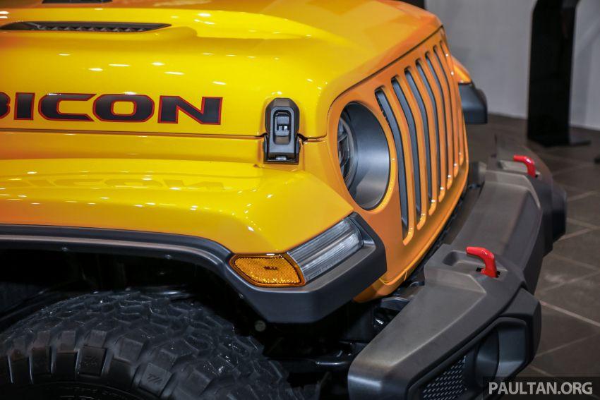 Jeep kembali dengan Wrangler dan Compass 2020 Image #1073228
