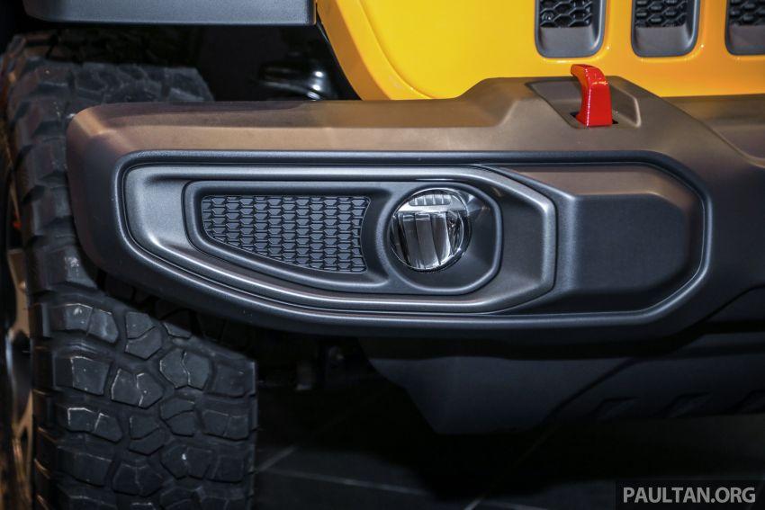 Jeep kembali dengan Wrangler dan Compass 2020 Image #1073230