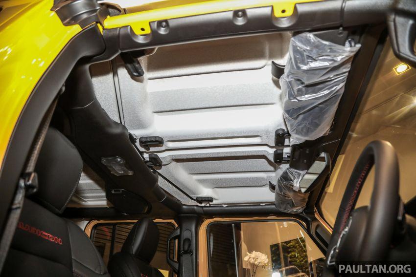 Jeep kembali dengan Wrangler dan Compass 2020 Image #1073293