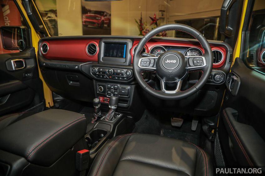 Jeep kembali dengan Wrangler dan Compass 2020 Image #1073294