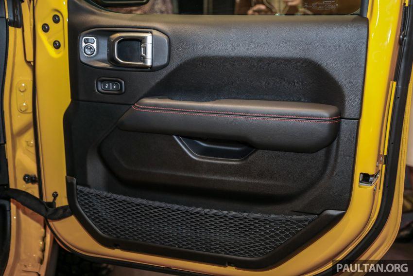 Jeep kembali dengan Wrangler dan Compass 2020 Image #1073297