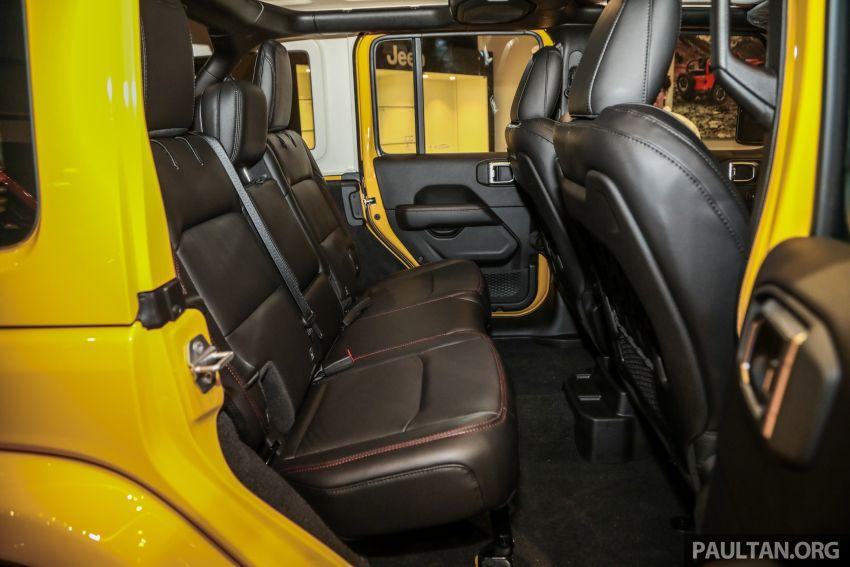 Jeep kembali dengan Wrangler dan Compass 2020 Image #1073306