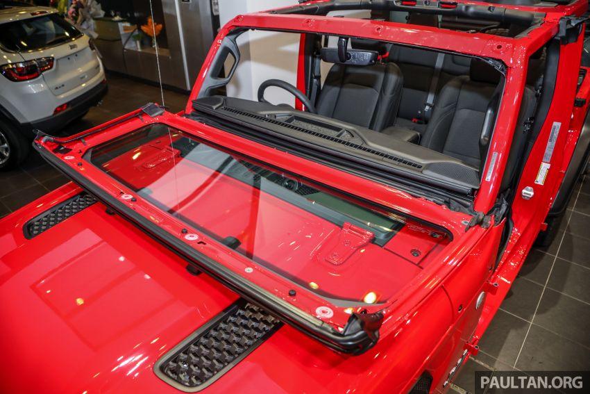 Jeep kembali dengan Wrangler dan Compass 2020 Image #1073324
