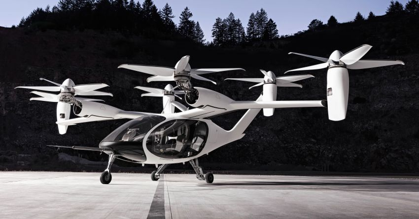 Toyota invests US$394 million in flying car company Image #1070896
