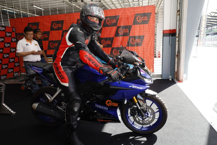 TuneBoss ECU from Malaysia – ride experience at SIC Image #1069889