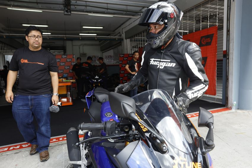TuneBoss ECU from Malaysia – ride experience at SIC Image #1069893