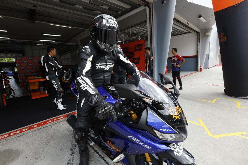 TuneBoss ECU from Malaysia – ride experience at SIC Image #1069895