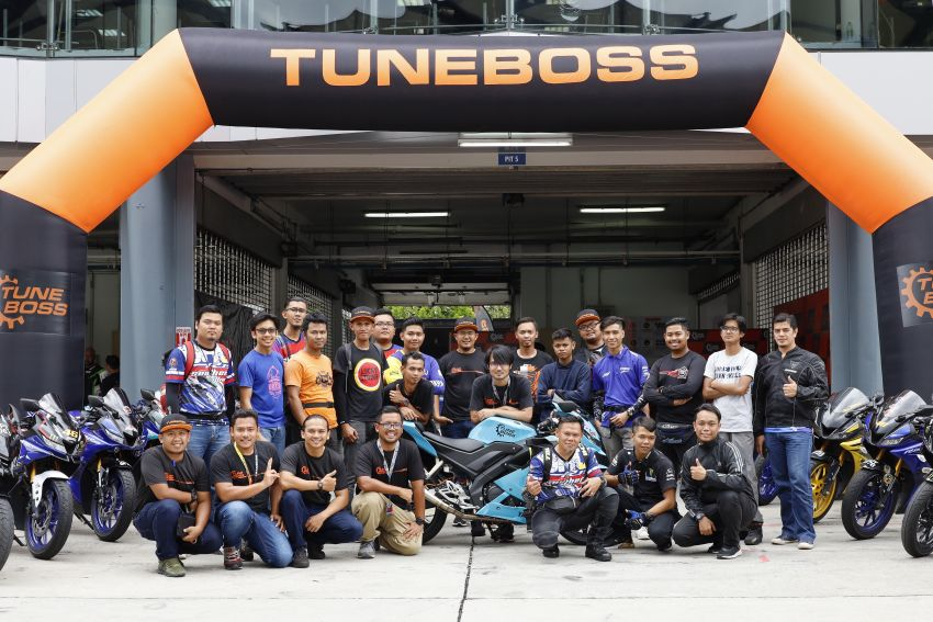 TuneBoss ECU from Malaysia – ride experience at SIC Image #1069900