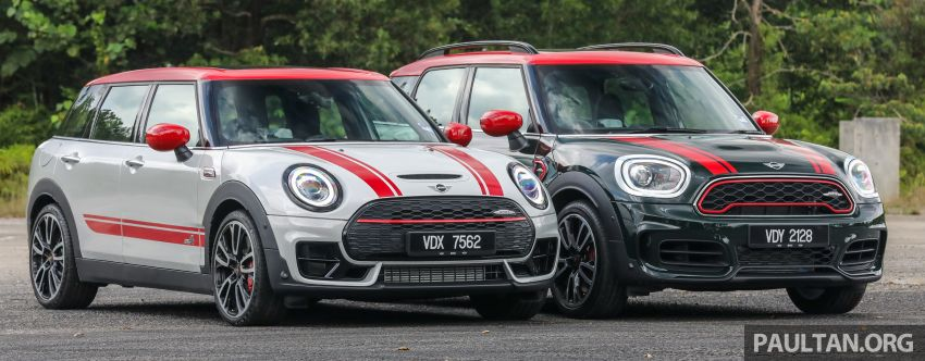 FIRST DRIVE: 2020 MINI John Cooper Works Clubman and Countryman Malaysian review – from RM359k Image #1067167