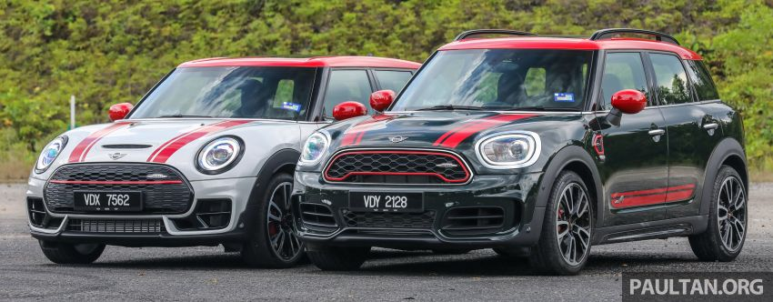 FIRST DRIVE: 2020 MINI John Cooper Works Clubman and Countryman Malaysian review – from RM359k Image #1067168