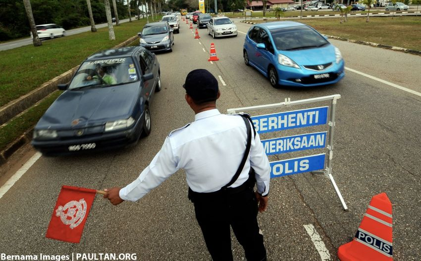 """Malaysian police to run """"Ops Selamat"""" from Jan 18 Image #1070213"""