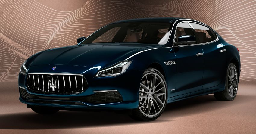 Maserati Royale Quattroporte, Levante and Ghibli – special edition trio launched, limited to 100 units only Image #1069717