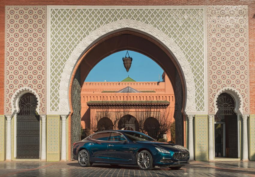 Maserati Royale Quattroporte, Levante and Ghibli – special edition trio launched, limited to 100 units only Image #1069726