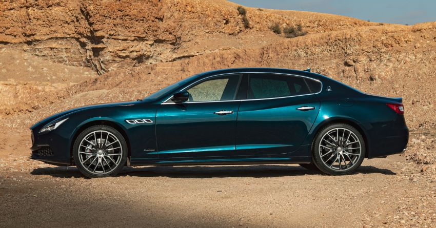 Maserati Royale Quattroporte, Levante and Ghibli – special edition trio launched, limited to 100 units only Image #1069725