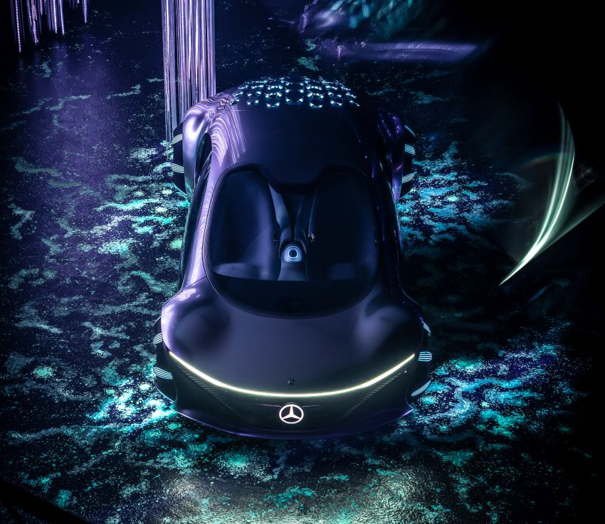 Mercedes-Benz Vision AVTR debuts at CES – <em>Avatar</em>-inspired concept offers a sci-fi glimpse of the future Image #1065768