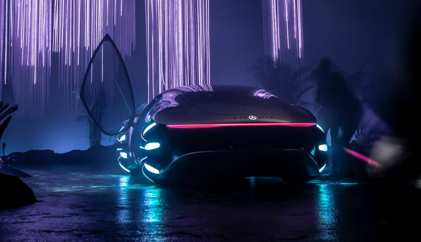 Mercedes-Benz Vision AVTR debuts at CES – <em>Avatar</em>-inspired concept offers a sci-fi glimpse of the future Image #1065772