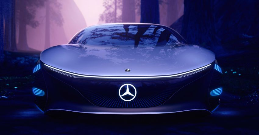 Mercedes-Benz Vision AVTR debuts at CES – <em>Avatar</em>-inspired concept offers a sci-fi glimpse of the future Image #1065779