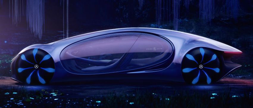 Mercedes-Benz Vision AVTR debuts at CES – <em>Avatar</em>-inspired concept offers a sci-fi glimpse of the future Image #1065780