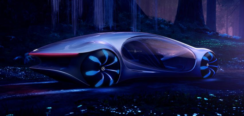 Mercedes-Benz Vision AVTR debuts at CES – <em>Avatar</em>-inspired concept offers a sci-fi glimpse of the future Image #1065781