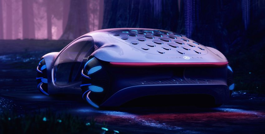 Mercedes-Benz Vision AVTR debuts at CES – <em>Avatar</em>-inspired concept offers a sci-fi glimpse of the future Image #1065782