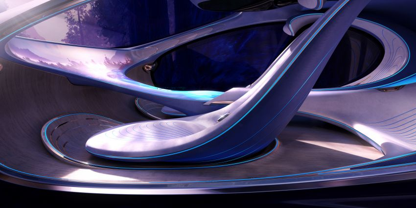 Mercedes-Benz Vision AVTR debuts at CES – <em>Avatar</em>-inspired concept offers a sci-fi glimpse of the future Image #1065785