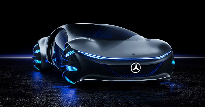 Mercedes-Benz Vision AVTR debuts at CES – <em>Avatar</em>-inspired concept offers a sci-fi glimpse of the future Image #1065791