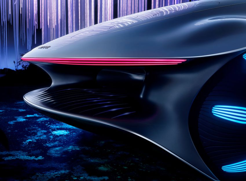 Mercedes-Benz Vision AVTR debuts at CES – <em>Avatar</em>-inspired concept offers a sci-fi glimpse of the future Image #1065751