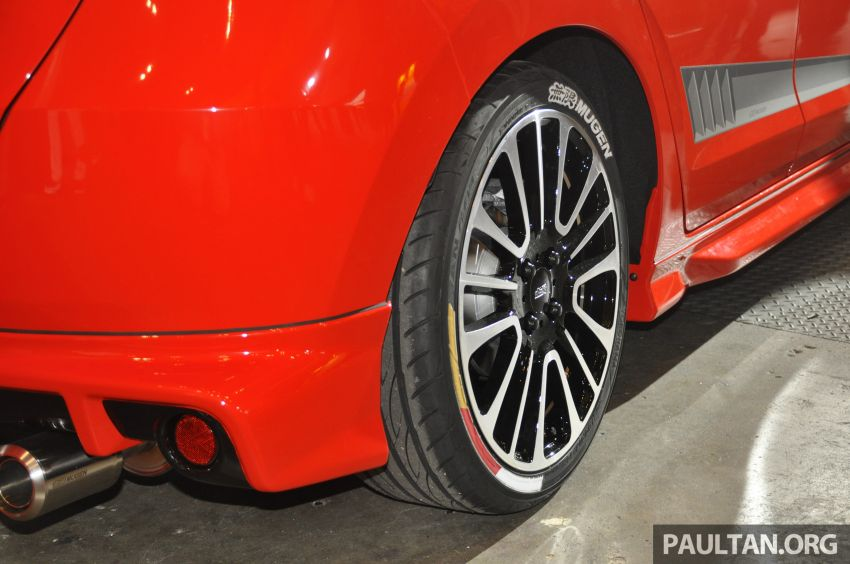 TAS 2020: New Honda Jazz gets the Mugen treatment Image #1068592