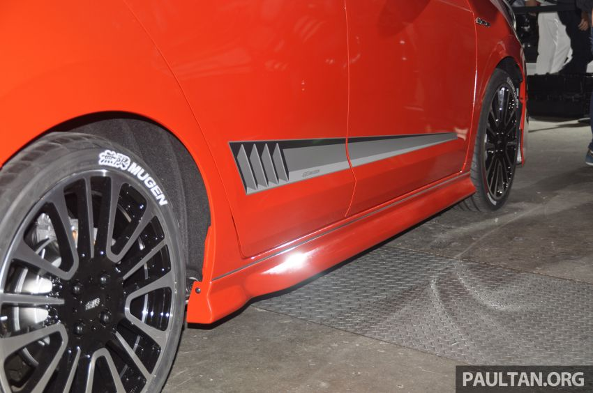 TAS 2020: New Honda Jazz gets the Mugen treatment Image #1068593