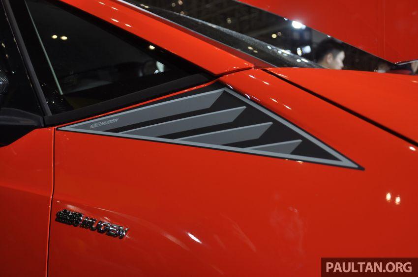 TAS 2020: New Honda Jazz gets the Mugen treatment Image #1068588