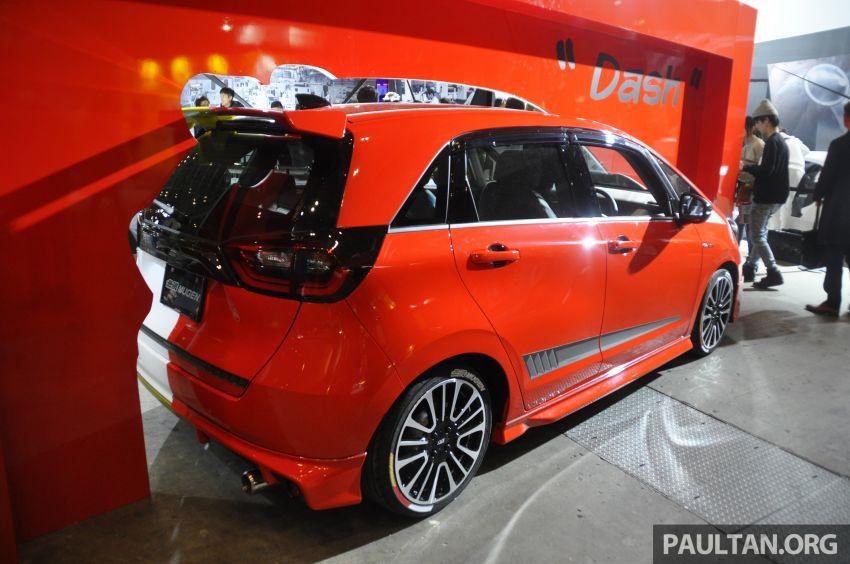 TAS 2020: New Honda Jazz gets the Mugen treatment Image #1068590