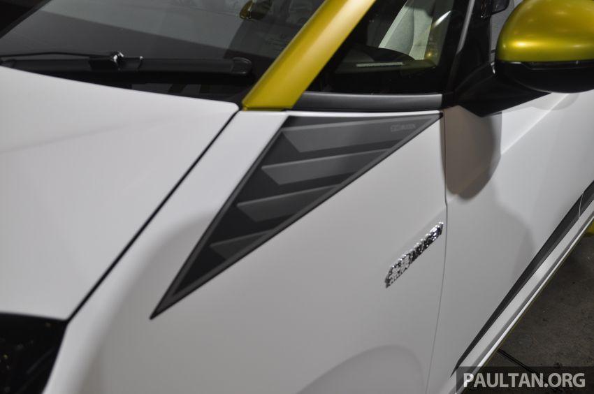 TAS 2020: New Honda Jazz gets the Mugen treatment Image #1068611