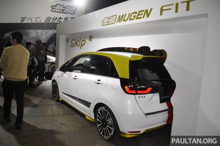 TAS 2020: New Honda Jazz gets the Mugen treatment Image #1068603
