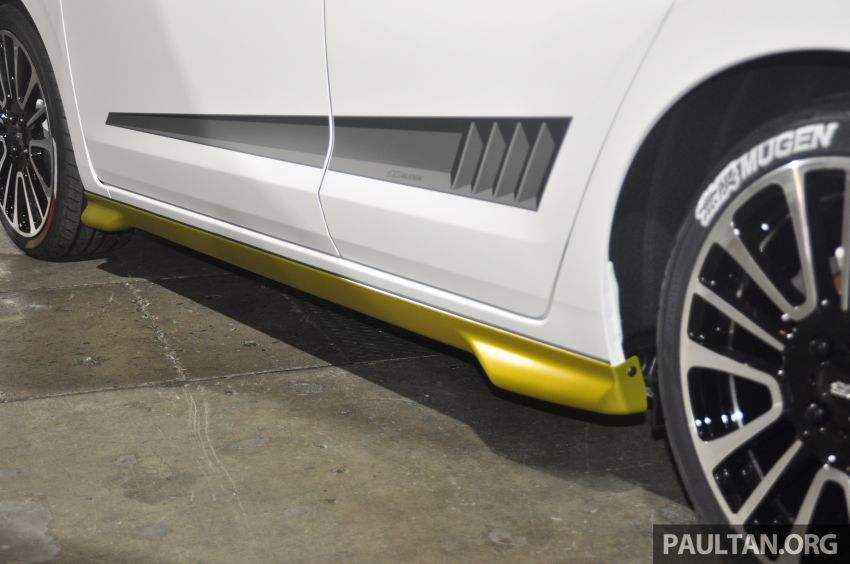 TAS 2020: New Honda Jazz gets the Mugen treatment Image #1068608