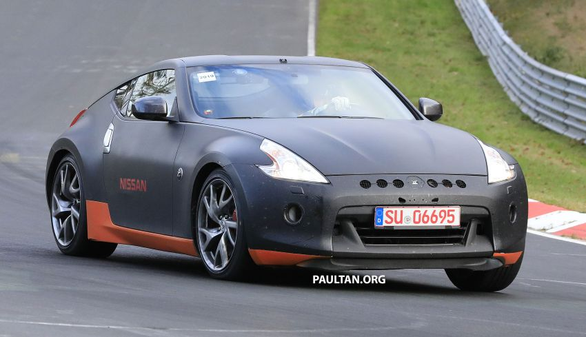Next Nissan Z to feature 'heritage-inspired' design Image #1071113