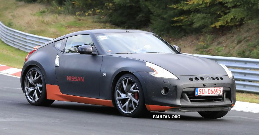 Next Nissan Z to feature 'heritage-inspired' design Image #1071114