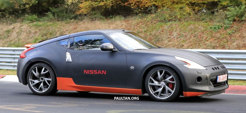 Next Nissan Z to feature 'heritage-inspired' design Image #1071115