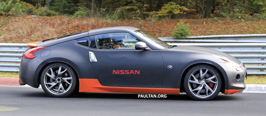 Next Nissan Z to feature 'heritage-inspired' design Image #1071117
