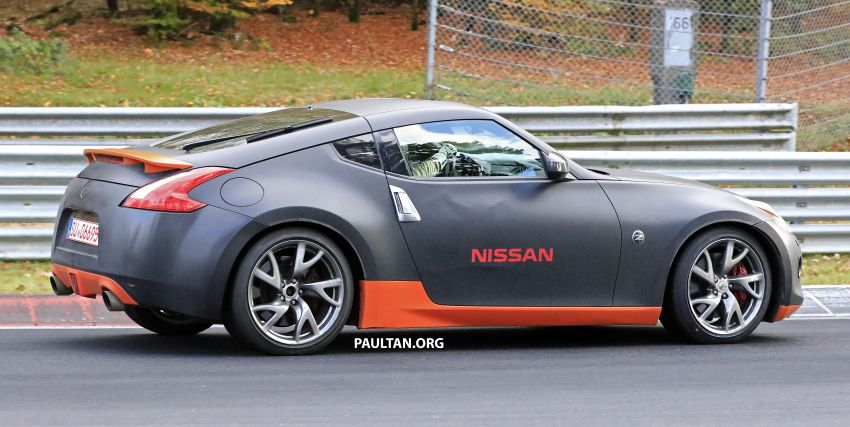Next Nissan Z to feature 'heritage-inspired' design Image #1071118