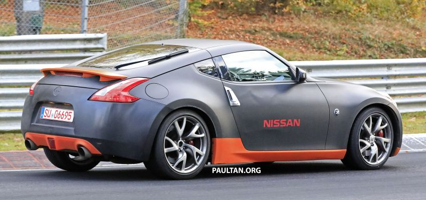 Next Nissan Z to feature 'heritage-inspired' design Image #1071119