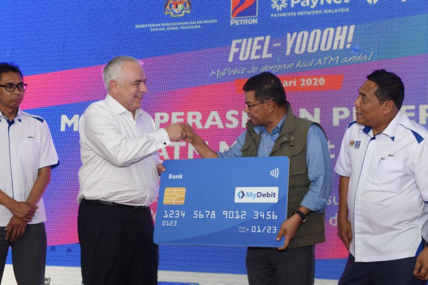 Petron no longer imposes RM200 pre-authorisation hold when using MyDebit ATM cards at its pumps Image #1071137