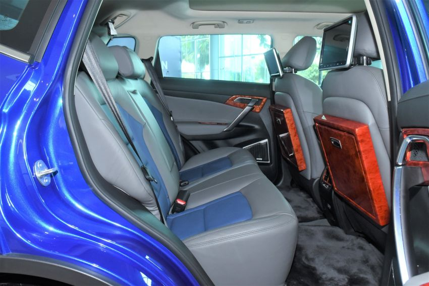 Customised Proton X70 delivered to Tengku Sulaiman Image #1075632