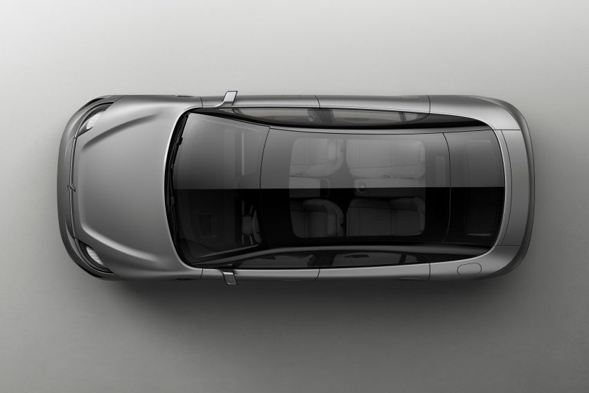Sony Vision-S concept car unveiled at CES 2020; dual-motor powertrain, provision for Level 4 self-driving Image #1065606